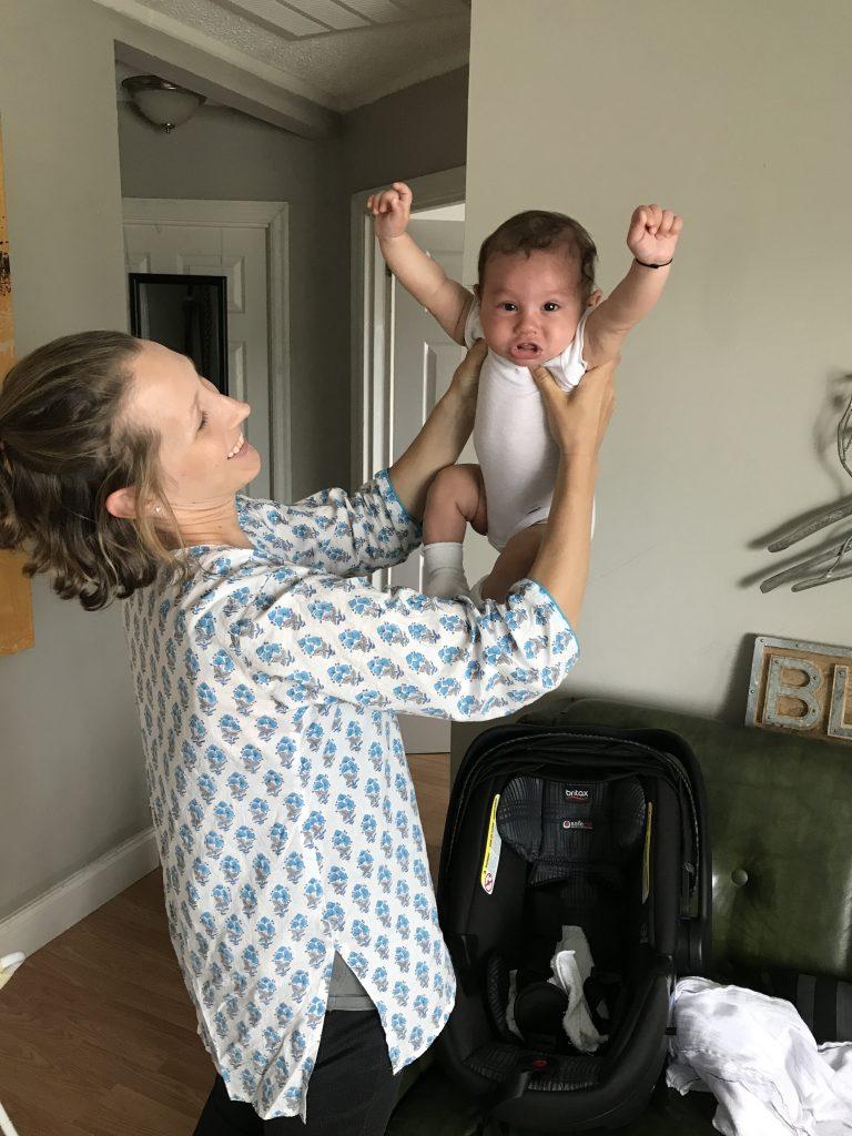 parenting surprises